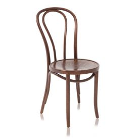 Bentwood chair. Timber finish.