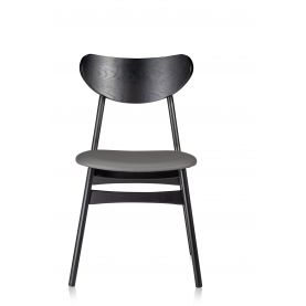Fjord chair - upholstered seat
