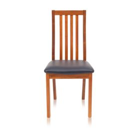 Oslo slat-back chair